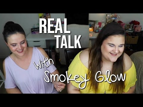 REAL Talk About The Beauty Community & Fav Products With @Smokey Glow!