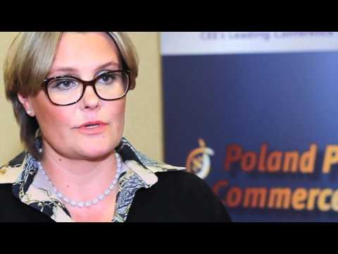 Katarzyna Sumińska-Jasińska, Dyrektor Generalny Alfa Wassermann, Poland Pharma Commerce Forum