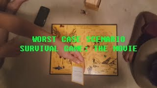 Worst Case Scenario Survival Game THE MOVIE