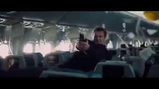 Фильм «Воздушный маршал» 2014  Трейлер  Лиам Нисон спасает самолет