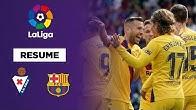 Liga - Griezmann brille et le Barça se régale !