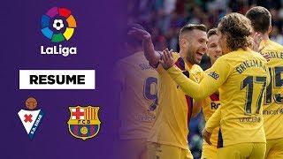 VIDEO: Liga - Griezmann brille et le Barça se régale !