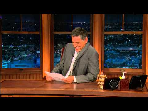 Time Warner Cable NYC signal problems (starring Craig Ferguson)