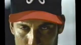 1997 John Smoltz Atlanta Braves Commercial: What a Game