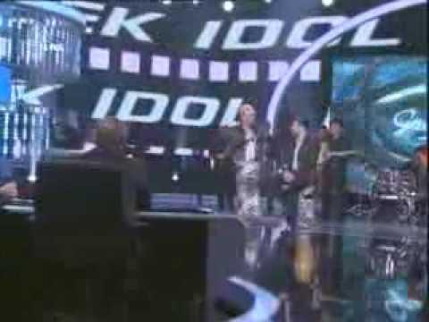 Giannis Ploutarxos - Greek Idol 2010 (Part 1)