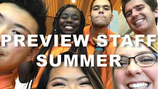 UF 2018 PREVIEW STAFF SUMMER