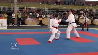 EUSA Karate 2017 em Coimbra