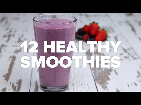12-healthy-smoothies