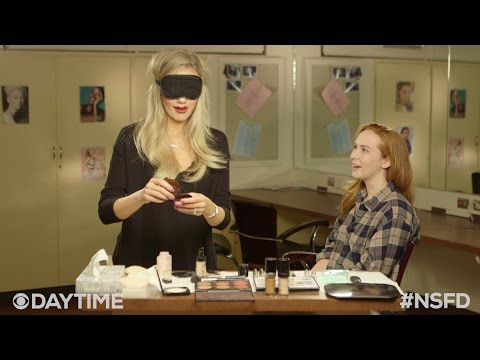 Makeup Challenge with Camryn Grimes and Melissa Ordway – Revenge is Sweet!