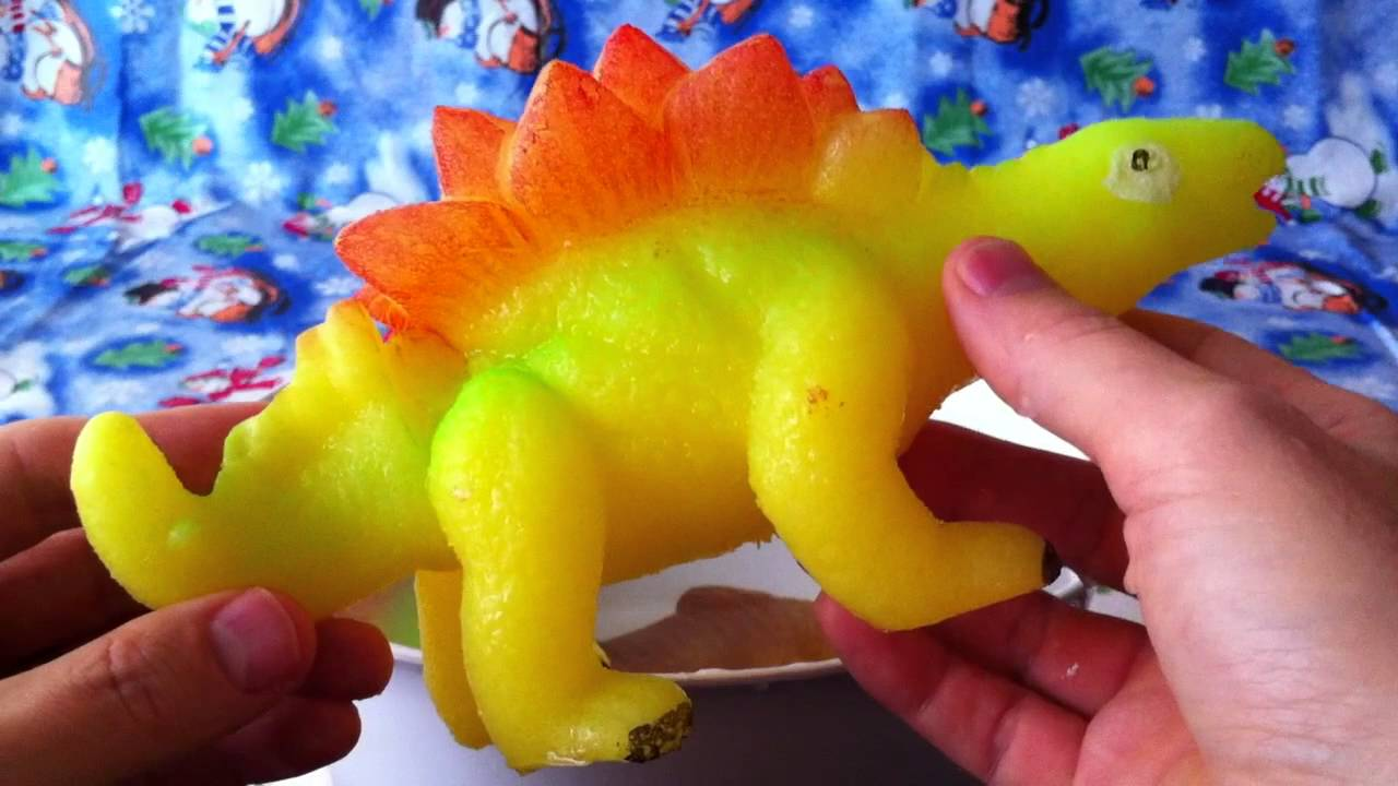 The Dinosaur Toys Have Grown Bigger Outside Their Eggs We ...