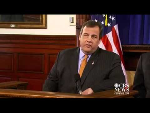 Christie announces Chiesa as Lautenberg