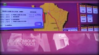 Capgemini - La borne nouvelle génération - Concours SNCF