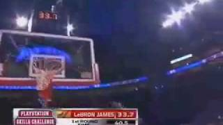 NBA PlayStation Skills Challenge 2006 *Dwyane Wade* (Full)
