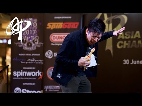 Brian Low (SG): Ditto Division - Asia Pacific Yo-yo Championships 2017