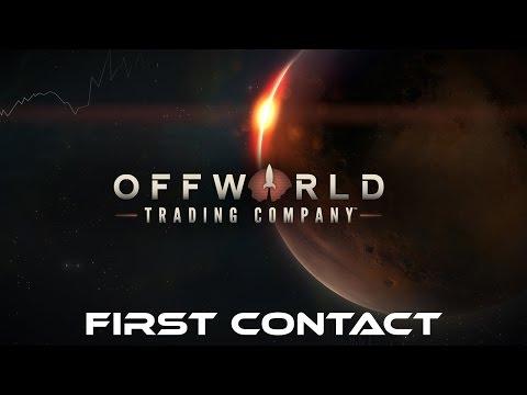 [FR] Offworld Trading Company - First Contact - La Loi du marché