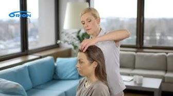 Rentouttava päänahan hieronta