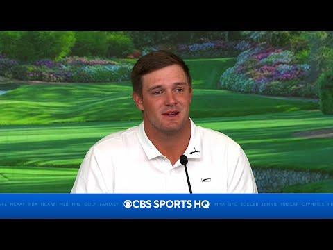 Bryson DeChambeau Masters Press Conference | CBS Sports HQ