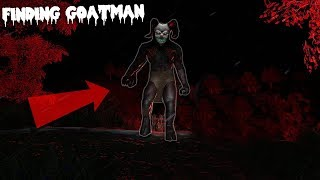HE FOUND ME - Finding Goatman