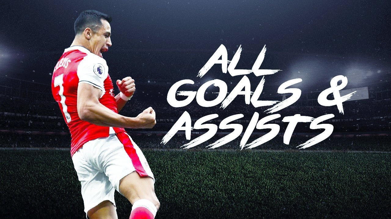 Download Alexis Sanchez - ALL 93 Goals & Assists For Arsenal
