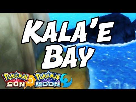 How to Get to Kala'e Bay - Pokémon Sun and Moon Kala'e Bay Location