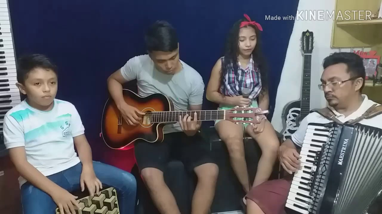 Cem mil – Gustavo Lima – família Cancioneira (cover)