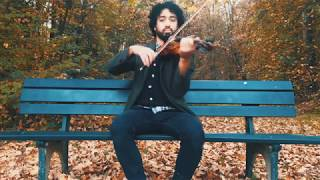 Amr Diab - Kont fi bali - Violin cover   عمرو دياب - كنت في بالي