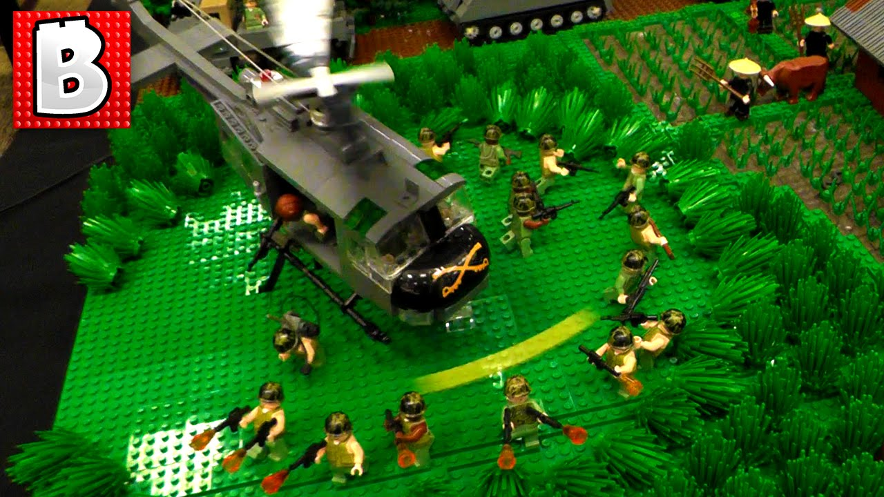lego brick wars