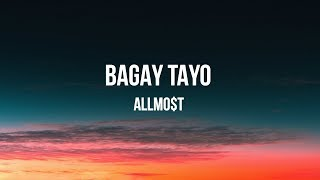 Bagay Tayo Lyric video | ALLMO$T