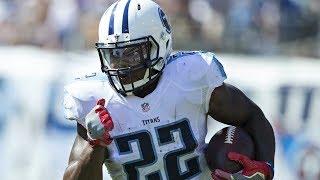 Derrick Henry Highlights 2017-18 Titans RB | ᴴᴰ
