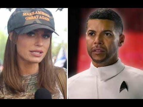 Faith Goldy BLASTS Wilson Cruz Star Trek: Discovery For Opposing AntiGay Speech