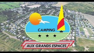 Camping Aux Grands Espaces St Germain/Ay
