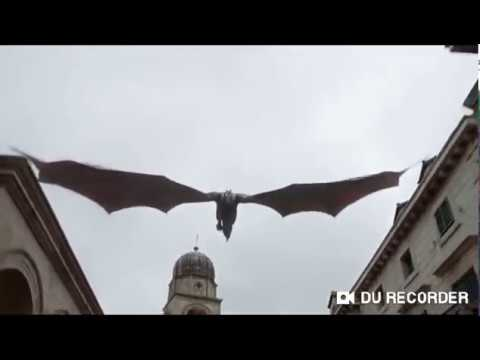 Гнев Дейенерис Таргариен Игра Пристолов 8 Сезон 5 серия