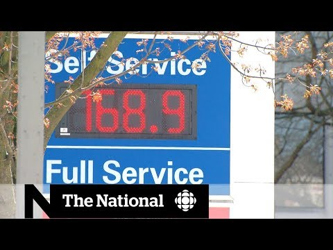 B.C. drivers hit with record gas prices