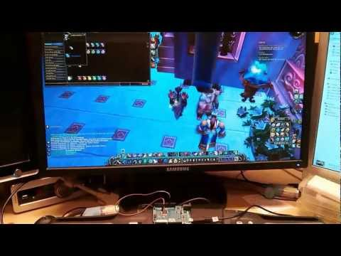 World of Warcraft Auto Prospecting w/ Arduino