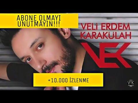 Veli Erdem Karakülah V.E.K. - ÇARESİZİM ALLAHIM 2018 ALBÜM