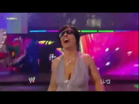 Vickie Guerrero John Morrison entrance