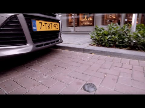Nedap - SENSIT for on-street parking in Rotterdam (KPN - LoRa promo)