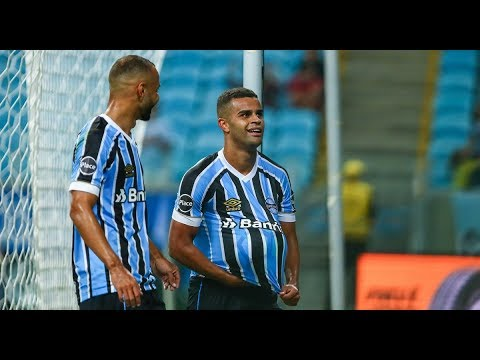 Melhores Momentos - Grêmio 3 x 1 Goiás - Copa do Brasil (09/05/2018)