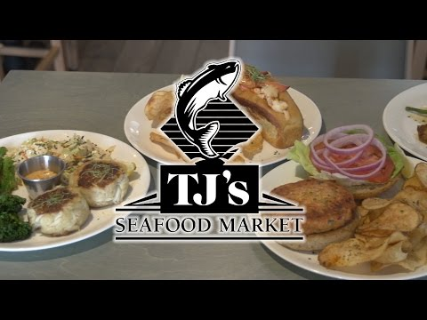 Today With Kandace - TJ's Seafood Market And Grill (Dallas, TX)
