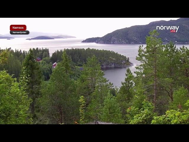 Direktesending fra Norway Live