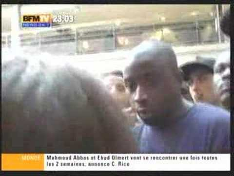 Violences gare du nord paris