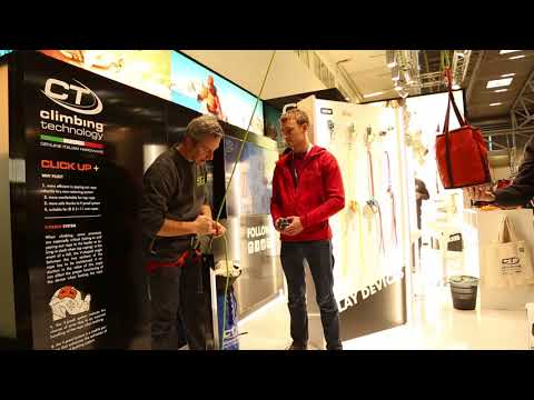 ISPO 2018 - Climbing Technology - Click Up Plus
