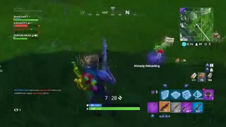 Fortnite Duos gagne