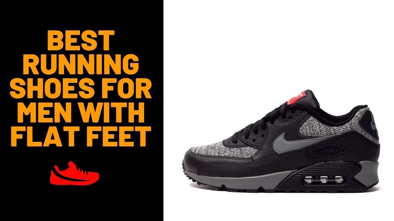 Best Running Shoes for Men with Flat Feet | Best Shoe