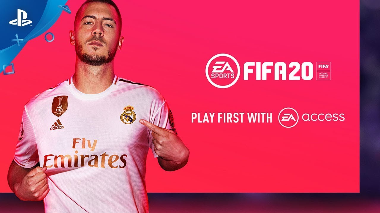 FIFA 20 | Play First With EA Access | PS4