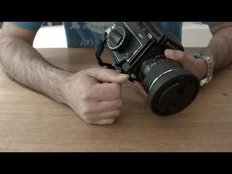 The Mamiya M645 & Mamiya 80mm F1.9
