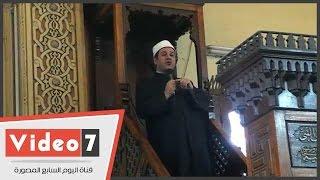 بالفيديو.. مظهر شاهين يكشف حقائق موقف الرسول من السيدة خديجة بعد موتها