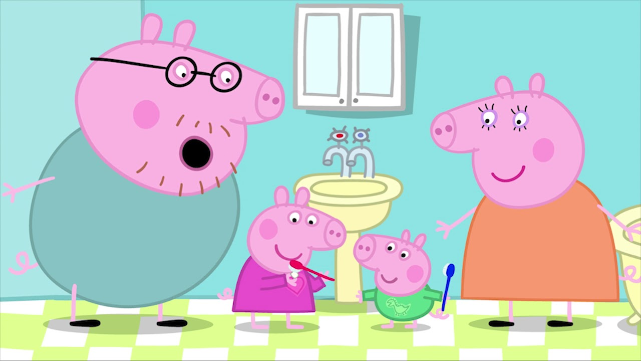 Peppa pig italiano peppa si ammala cartoni animati for Peppa in italiano