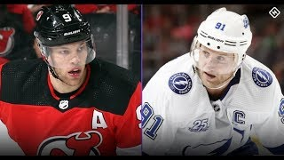 New Jersey Devils vs Tampa Bay Lightning Preview (Round 1, Stanley Cup Playoffs 2018)