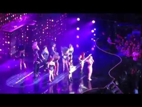 Beyonce-Blow-London O2 Arena 3/4/14